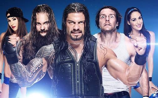 Vídeos WWE Smackdown 9 de enero de 2015