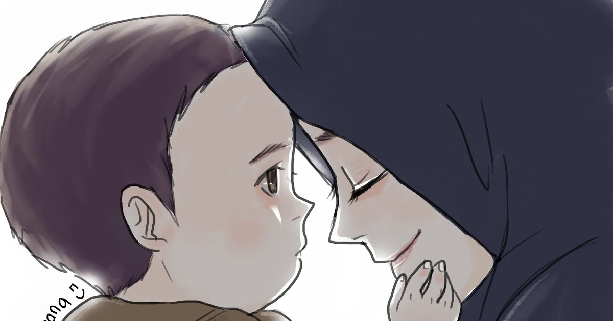 Mirzan Blog S 40 Trend Terbaru Gambar Kartun Ibu Dan Anak Laki