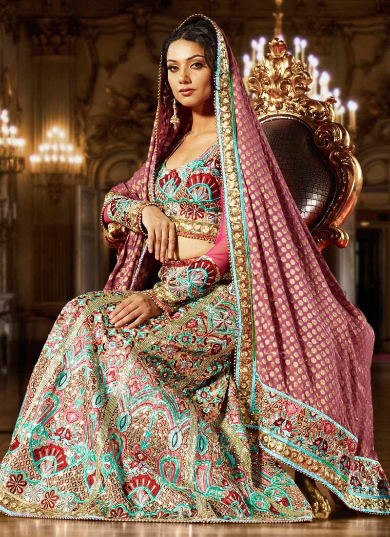 Wedding dresses: wedding indian dress