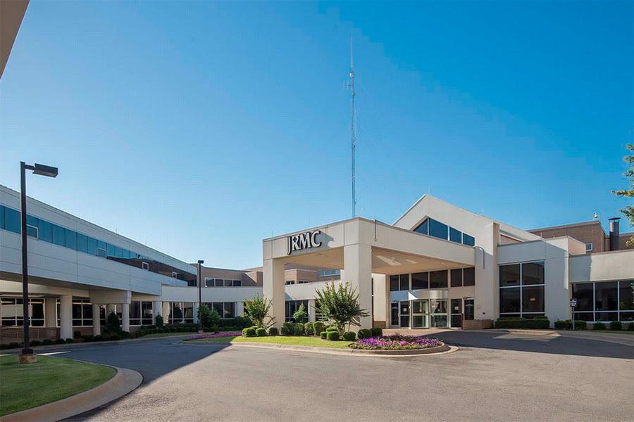 Large Hospital Finalist: Jefferson Regional Medical Center ...