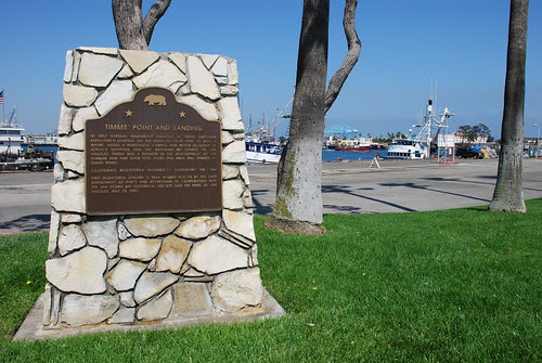 (Site of) Timms' Landing