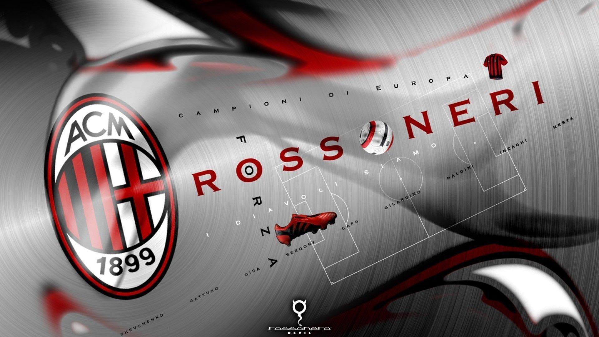AC Milan 2017 Wallpapers  Wallpaper Cave
