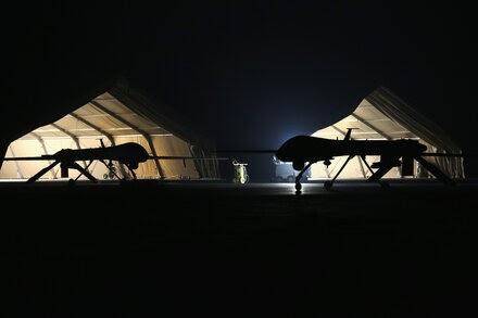 Biden Secretly Limits Counterterrorism Drone Strikes Away From War Zones