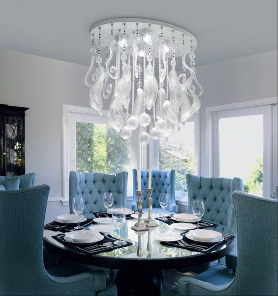 Dining Room Lighting Fixtures - Some Inspirational Types ...