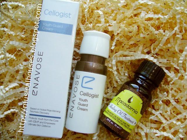 enavose youth guard cream macadamia hair oil treatment bellabox ma