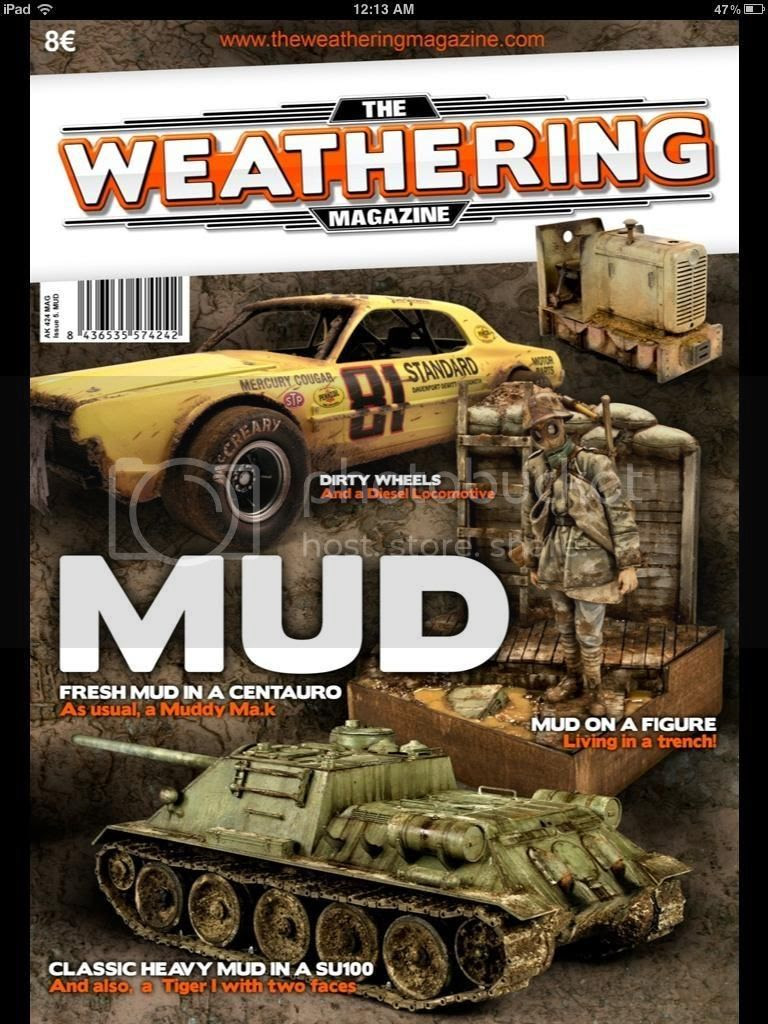 The Weathering Magazine Leopard 2A5
