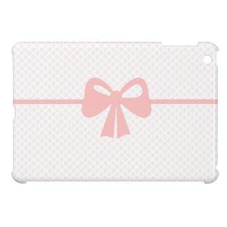 Pink Bow Mini iPad Case Cover For The iPad Mini