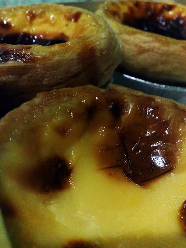 Lord Stow's Eggtarts