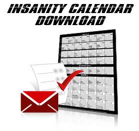 P90x Workout Schedule Printable Calendar - Most Popular Workout ...