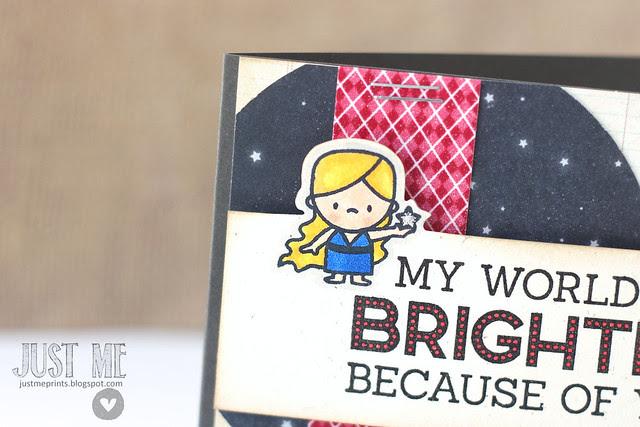my world is brighter