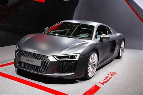 New 2018 Audi R8 Release Date and Info