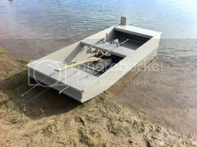 Small boat for creek fishing wanted - Boat Design Forums