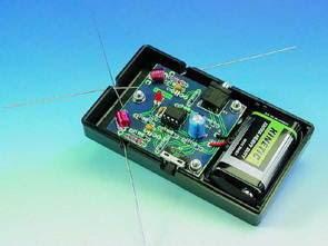 Máy dò điện thoại di động GSM