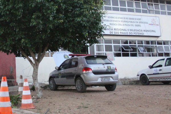 Delegacia Regional de São Paulo do Potengi atende 15 municípios que somam 140 mil habitantes
