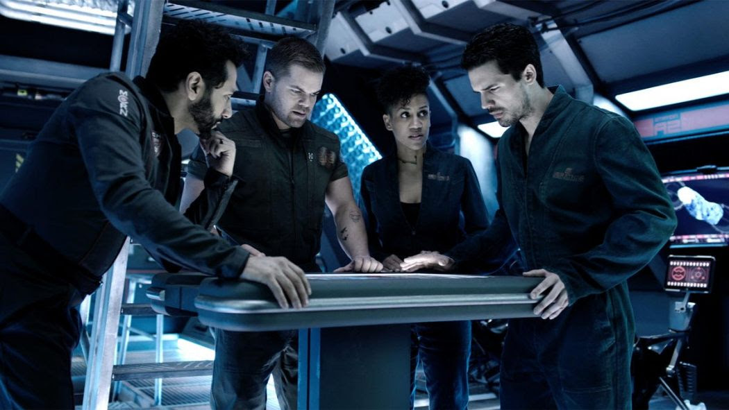 You Should Be Watching Syfy's THE EXPANSE and here's why