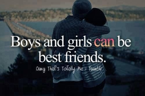 Boys And Girls Can Be Best Friends Pictures Photos And Images For