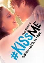 Contigo hasta el final (#Kissme IV) Elle Kennedy