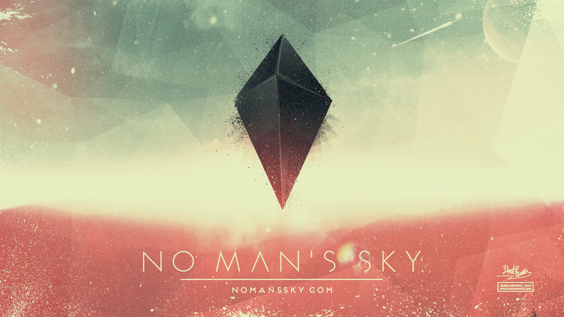 No Man S Sky Hd Wallpapers For Desktop Download