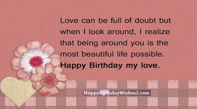 100 Happy Birthday Wishes Messages Quotes For Boyfriend Bf