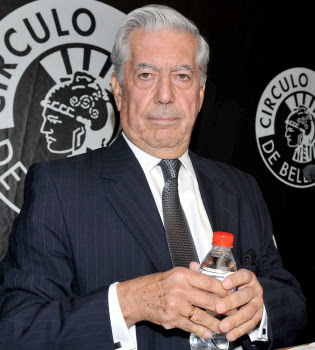 Mario Vargas Llosa, Premio Nobel de Literatura 2010