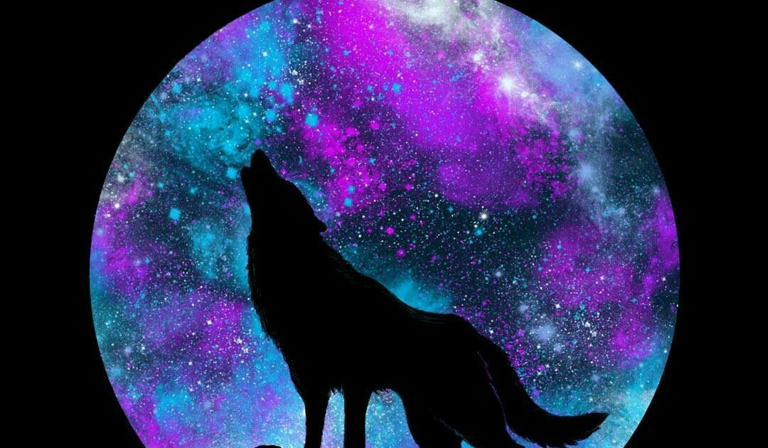 Awesome Cute Wallpaper Galaxy Wolves Photos