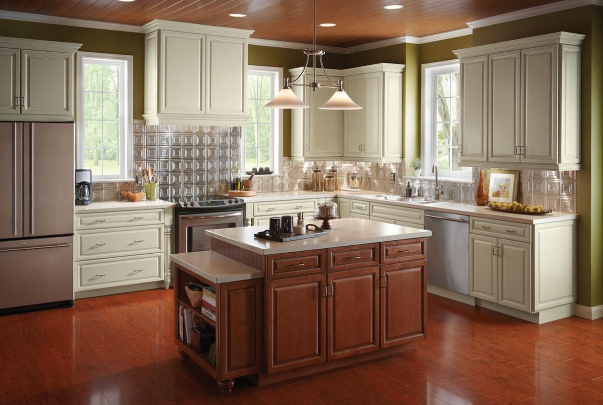 Wesley 5PC Maple Kitchen Cabinets Detroit, - MI Cabinets