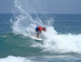 Wiggolly Dantas Guigui surfista surf Ubatuba (Foto: Renato Boulos/ Divulgação)