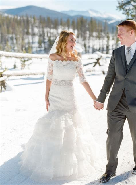 Top 13 Winter Wedding Dress Styles