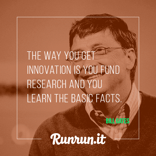 Inspiring Quotes Bill Gates Runrunit Blog