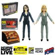 SNL Weekend Update Amy/Tina 3 1/2-Inch Figure Set of 2-Excl.