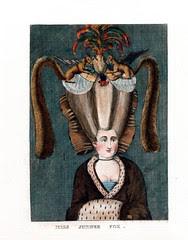 Vintage Fashion Plate! Marie Hair!