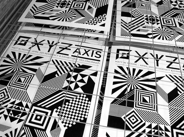 XYZ Axis : Poster Series.