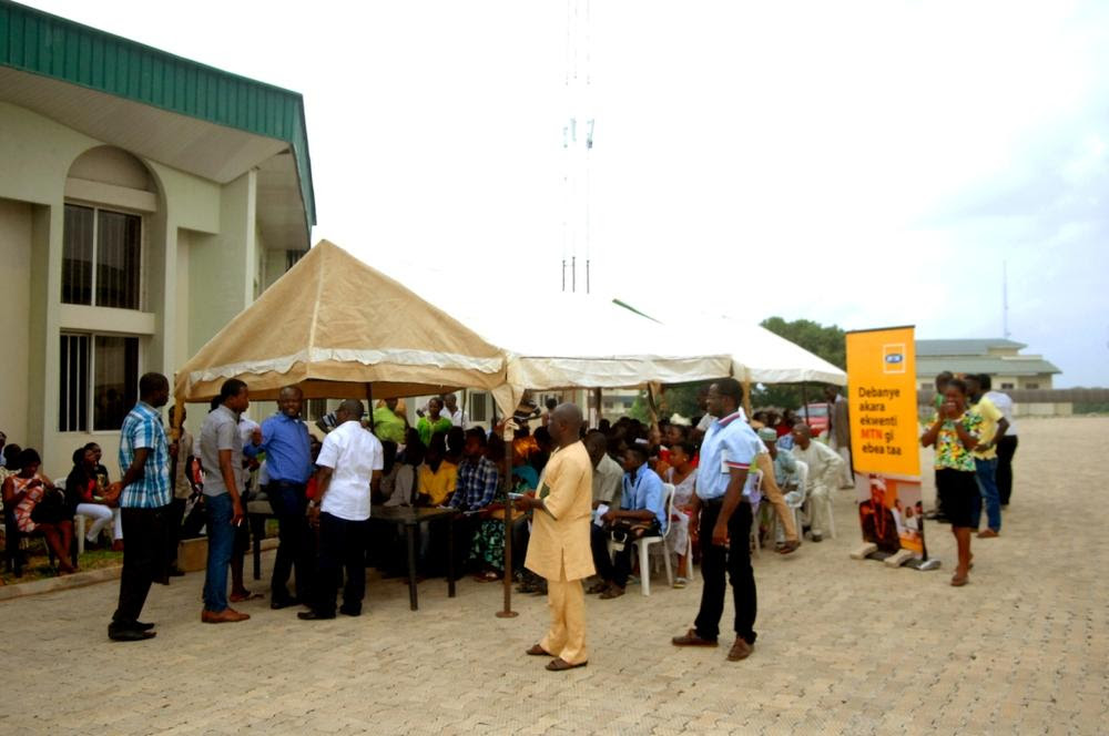 Audiometric Assessment Begins in Akwa Ibom, Benue and Katsina for the MTN Foundation HA 002