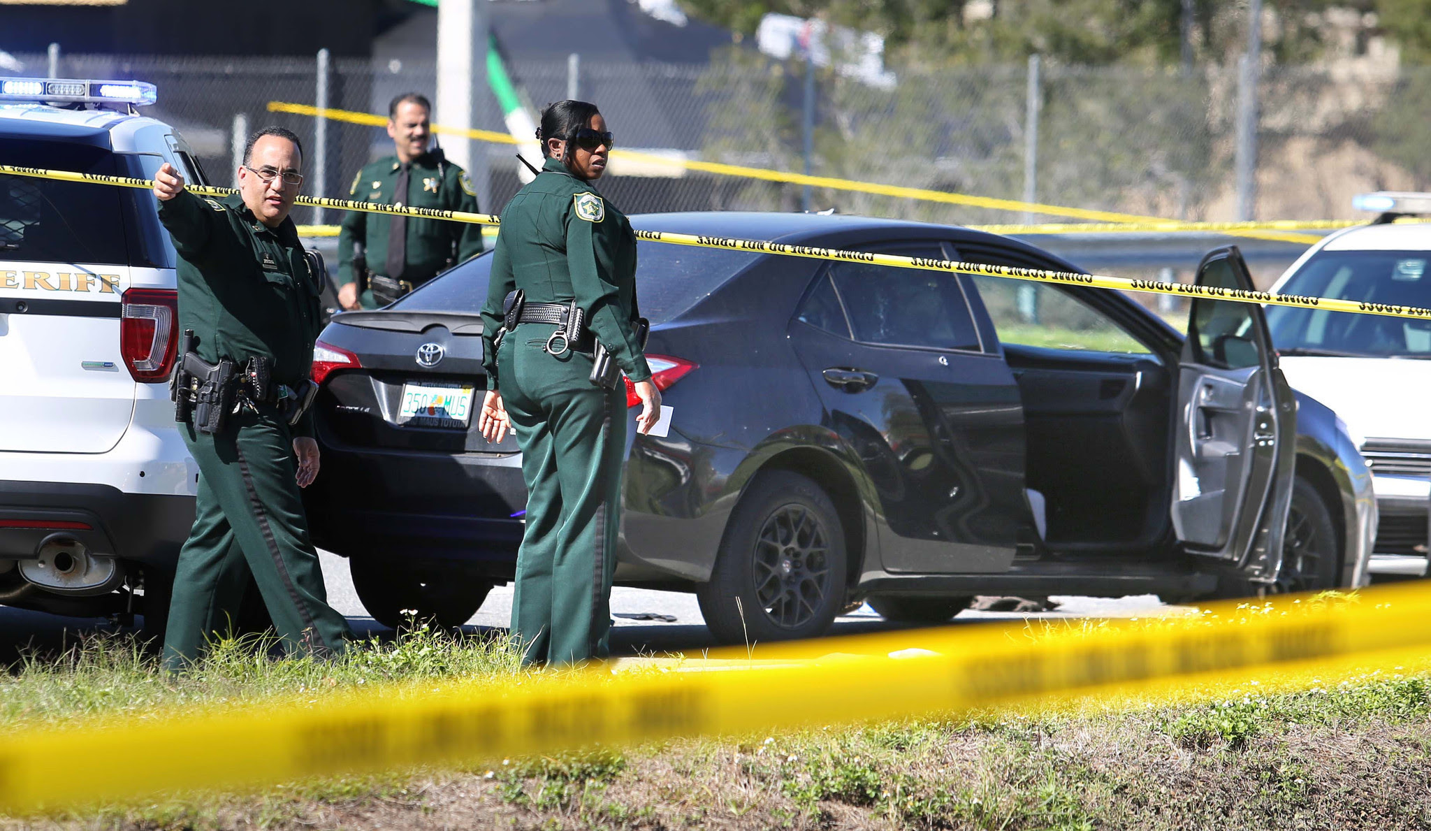 Image result for Orange County Sheriff's Office investigating deputy-involved shooting at Walmart