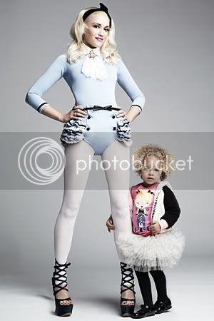 Gwen Stefani Harajuku Mini Collection for Target