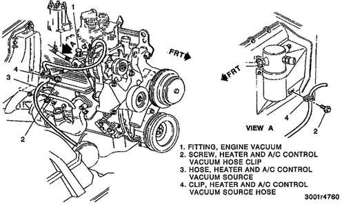 4 3 Chevy Engine Diagram - Wiring Diagram Networks