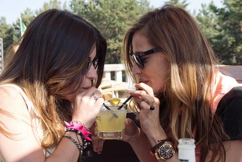 Dulceida y Lady Addict