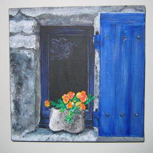 Après Laquarelle Et Le Pastel Ma Première Peinture Acrylique