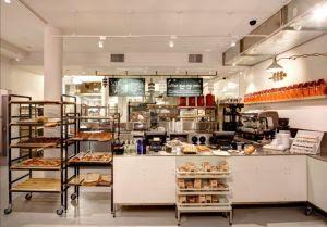 Establecimiento Breads Bakery en Nueva York.