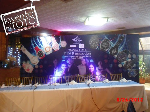 UniSilver Time Launching and Contract Signing 5