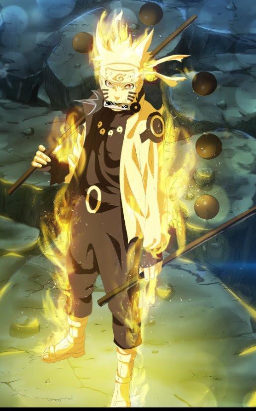 Six Paths Naruto Awesome Right Naruto Amino