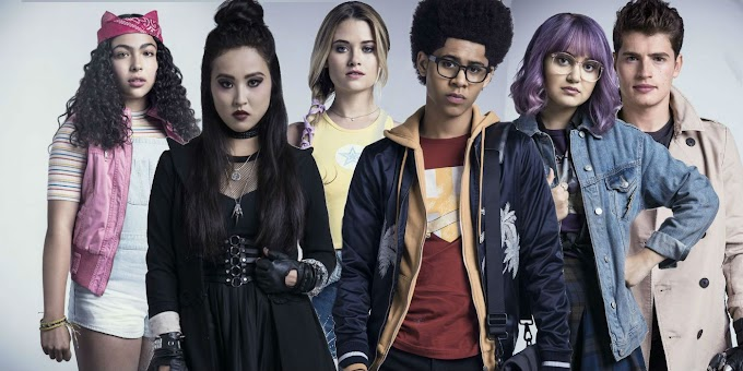 Notícias | Marvels Runaways tem terceira temporada confirmada