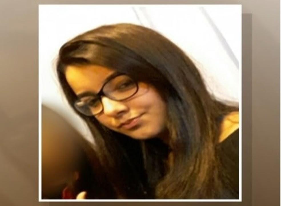 Marta morreu dentro da sala de aula em Cachoeirinha (Foto: Reprodução/RBS TV)