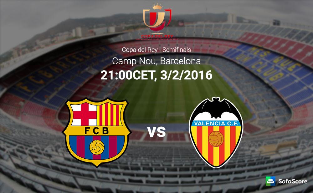Barcelona vs Valencia - Match preview & Live Stream info ...