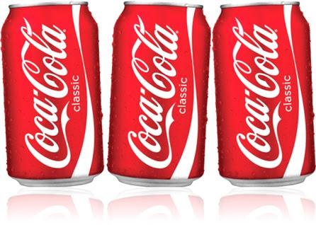 Resultado de imagem para lata de coca