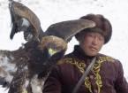 Турнір по полюванню з ловчими птахами в Казахстані