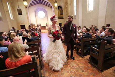 Weddings at the Unitarian Society of Santa Barbara