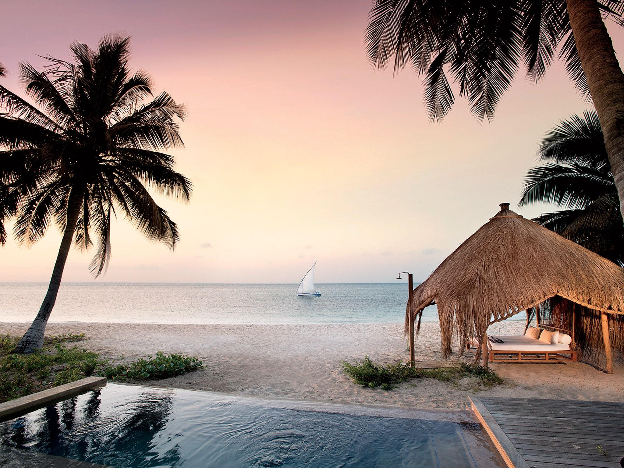 9 Best New Beach Resorts in the World Hot List 2016