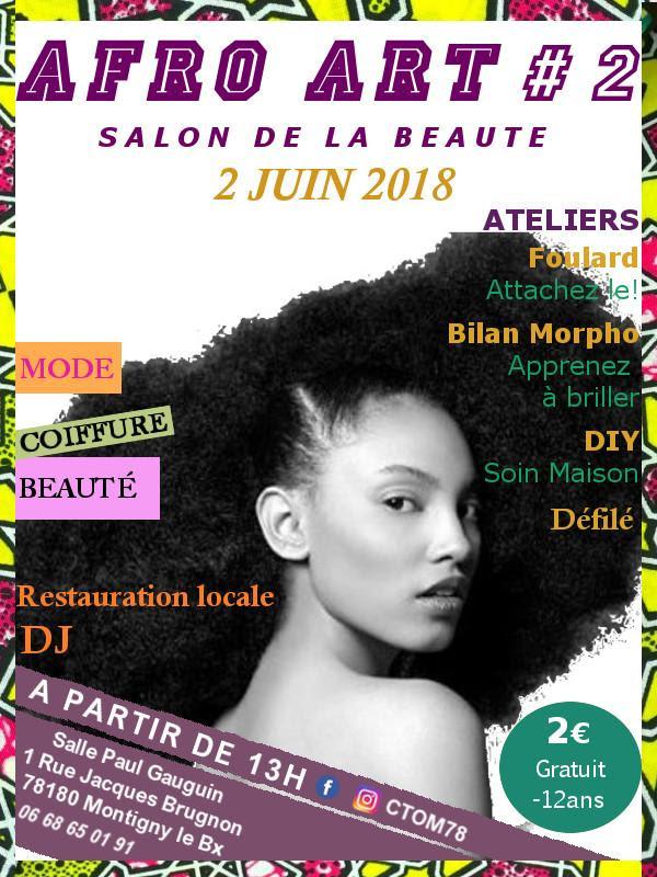 Ctom Afro Art 2 Juin 2018 Cultures Et Traditions Doutre Mer
