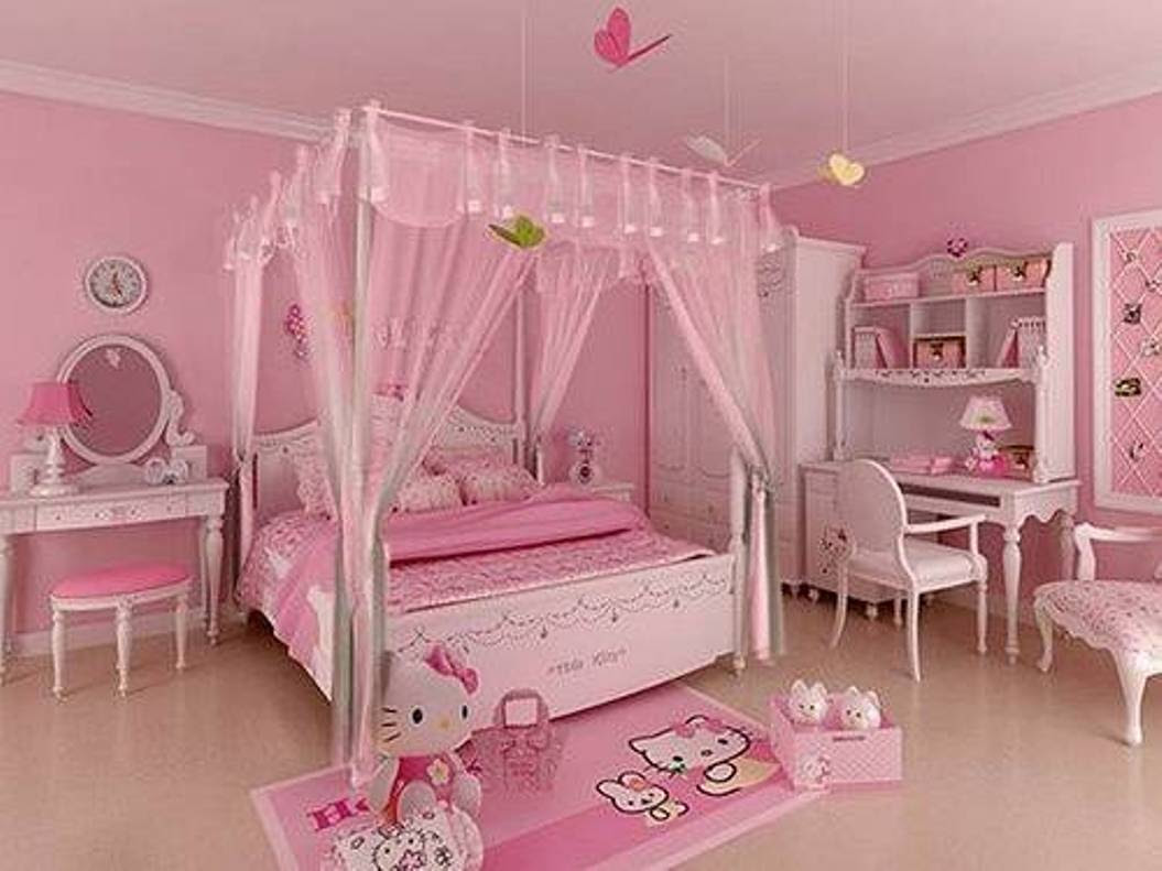Hello Kitty Bedroom Furniture For Kids Hawk Haven